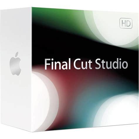 final cut pro letterbox apple final cut studio 3 mb642z a b h photo video