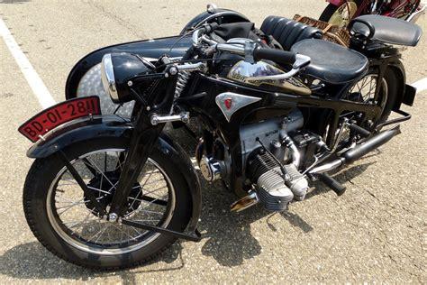 Oldtimer Motorrad 1950 by Z 252 Ndapp Schweres Oldtimer Motorrad Aus Den 1930er Jahren