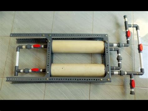 cara membuat filter air isi ulang cara kerja mesin ro undersink purewatercare com funnycat tv