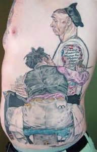 premium blend tattoo tattooist by norman rockwell tattoos