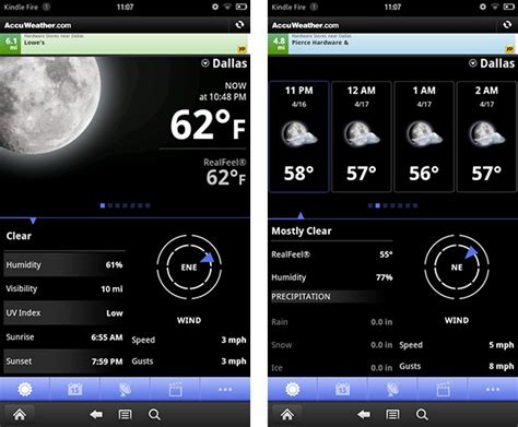 accuweather app for android free accuweather for android weather app for kindle android cowboyandroid cowboy