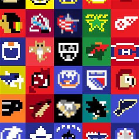nfl mega fan quiz pixelated nhl logos quiz
