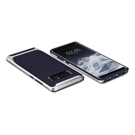 Casing Neo Hybrid Spigen Samsung Galaxy Note 8 Rugged Fiber Cover spigen 174 neo hybrid 587cs22086 samsung galaxy note 8 arctic silver spaceboy