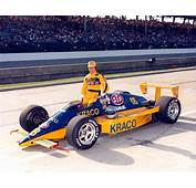 The Liveries Of 1987 Indianapolis 500 Mile Race
