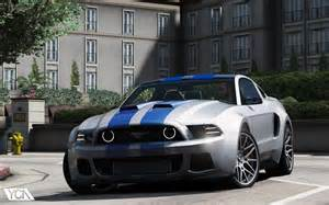 gt 500 mustang ford mustang gt nfs gt500 2013 add on gta5 mods