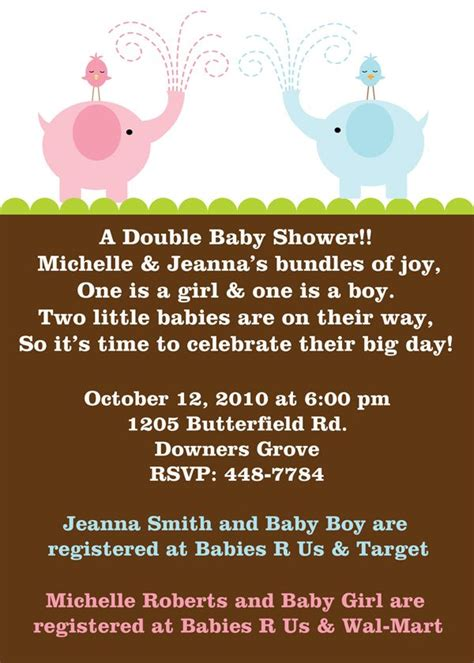 Joint Baby Shower by 25 Best Ideas About Joint Baby Showers On