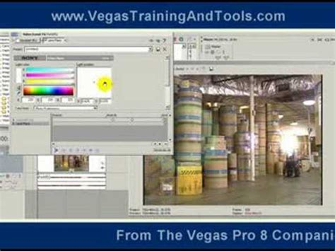 tutorial sony vegas pro 8 pdf tutorial green screening in sony vegas pro 8 part 1