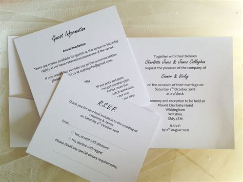 Pocketfold Wedding Invitations by Pocketfold Wedding Invitations Getting Hitched Invites