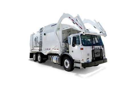 western series mammoth front loader new way 174 trucks