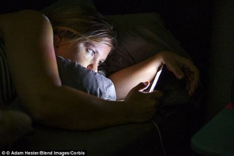 cell phones prevent sleep say night night to the blue light from eating sushi to banning emails doctors reveals how