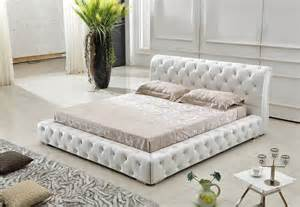 Crystal Tufted Bed Leather Crystal Tufted Bed Pictures To Pin On Pinterest