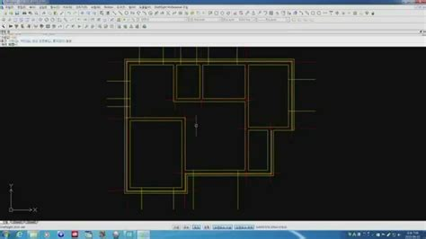 draftsight floor plan draftsight floor plan tutorial