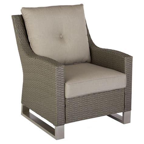 hton bay broadview patio club chair in sunbrella