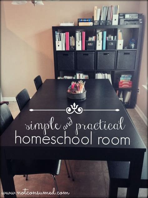 Homeschool Dining Room by 25 Best Ideas About Be Simple On Tasty Snacks