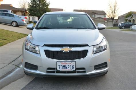 chevy cruze grey sell used 2013 chevy cruze lt turbo grey 11k grey