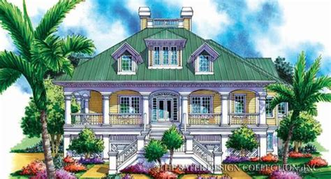 sater design collection s 7080 quot manchester quot home plan beach house plans beach home plans sater design collection
