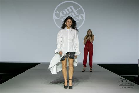 fashion design los angeles style fashion week ignites the runway at the pacific