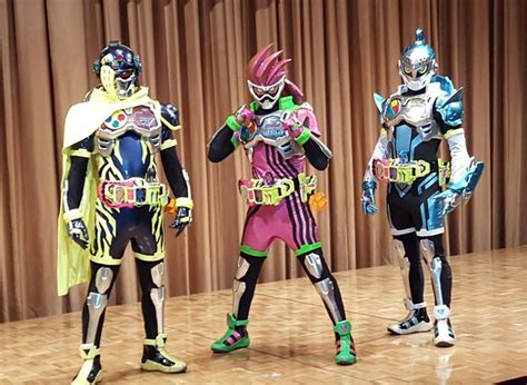 anoboy kamen rider ex aid kamen rider ex aid cast crew details confirmed at press