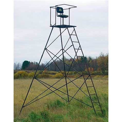 Inexpensive Stands River S Edge 17 Outpost Ladder Pod Stand Ladder Tree