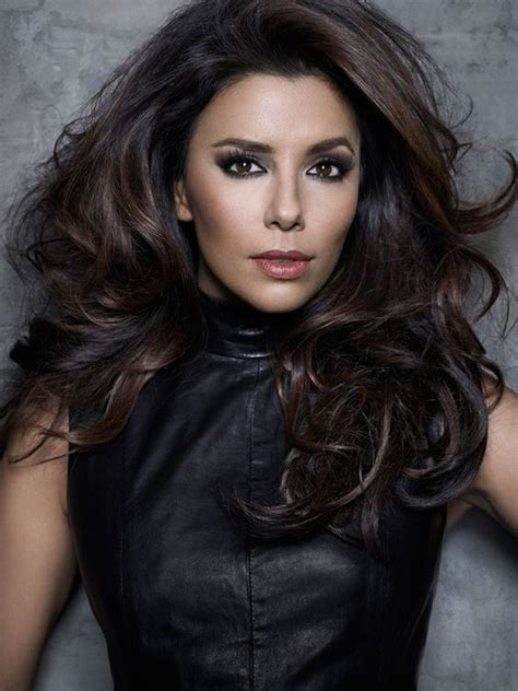 eva longoria hair color eva longoria eva longoria hair and almond eyes on pinterest