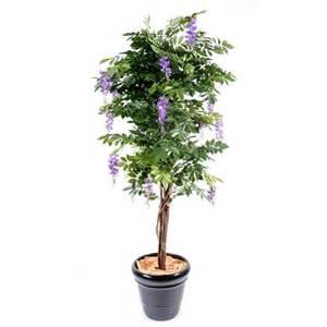 glycine arbuste lavande artificiel elementvegetal