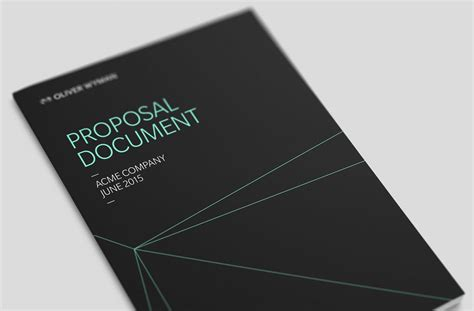 design proposal cover oliver wyman proposals dangar graphic design art