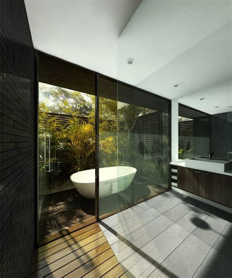 awesome bathroom ideas 25 tropical nature bathrooms to get inspired home design