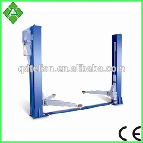 Low Ceiling Lift by Low Ceiling 2 Post Car Lift View 2 Post Car Lift Telian
