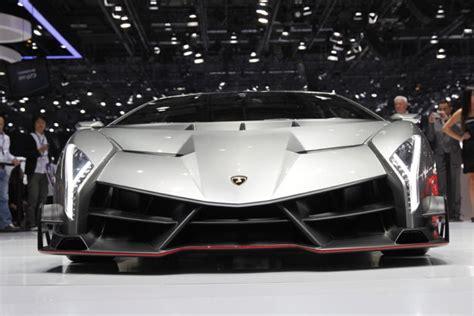 Lamborghini Veneno Front O Section Lamborghini Unveils The