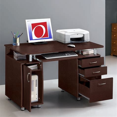 office desk with file drawers shop modern designs multifunctional office desk with file