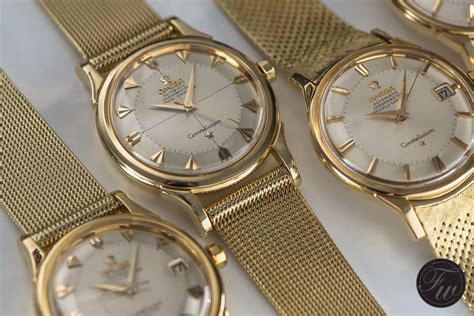 Aigner Date Fullgold Chain Jpg in depth vintage omega constellation watches
