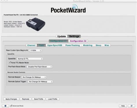 rear curtain sync canon flash tab pocketwizard wiki