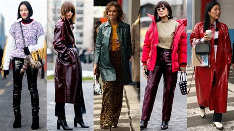 Shiny Fashion Tv Episode One Of The Style Council by Shiny And Coats Were All Day 7 Of New York