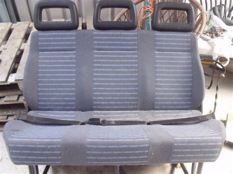 cheap bench seats bench seat to fit any van good condition and cheap for