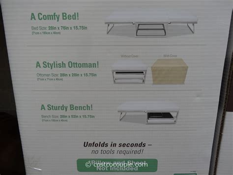 Folding Bed Costco 404 Not Found