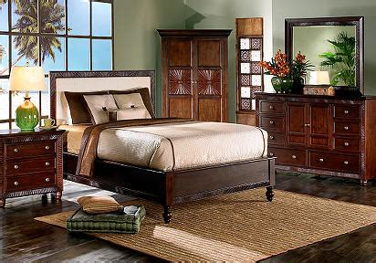 Cindy Crawford Home Malibu Dark Panel 7 Pc Queen Bedroom Malibu Bedroom Furniture