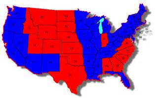 us election map 1996 1996 presidential election electoral map