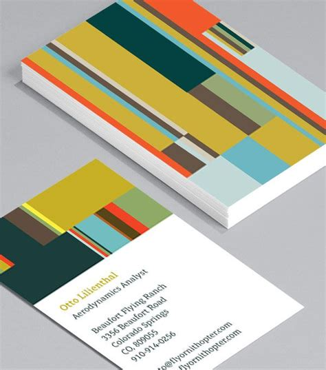 Moo Design Templates Business Cards by 40 Best Carte Visite Design Id 233 E Images On