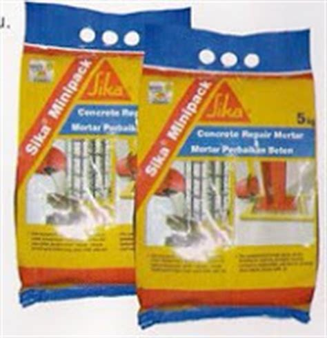 Nat Nat Keramik Sika Tile Grout 1 komponen repair mortar