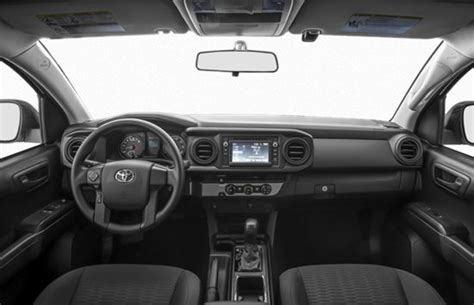 Toyota Tacoma Interior Dimensions by 2018 Toyota Tacoma Diesel Redesign And Changes Reviews Specs Interior Release Date And Prices