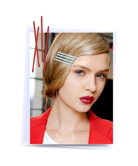 easy hairstyles with bobby pins 10 stylish hairstyles with bobby pins beauty tips hair care