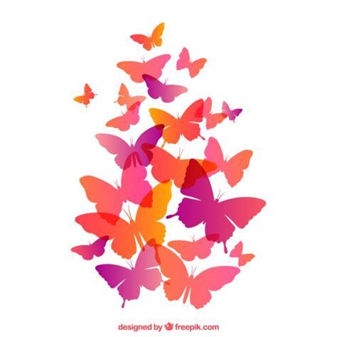 imagenes animadas de mariposas volando mariposas volando descargar vectores gratis