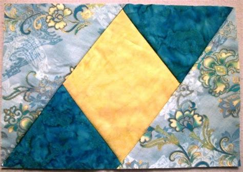 Mug Rug Quilt Patterns by Quilting Tutorials Free Mug Rug Pattern Pieced And Quilted