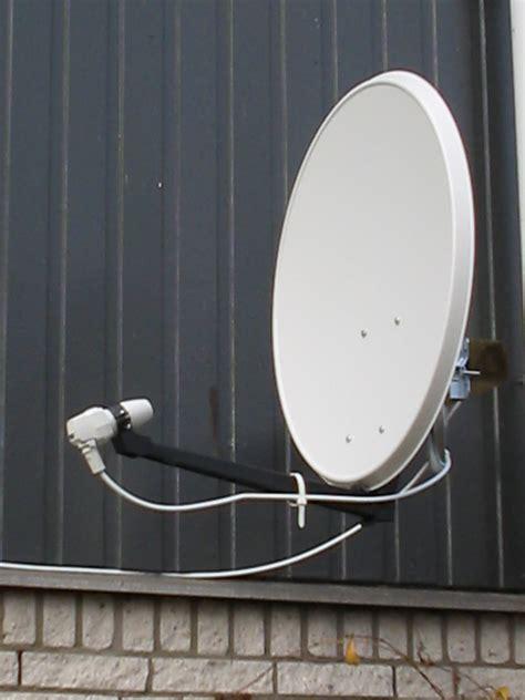 offset dish antenna wikipedia