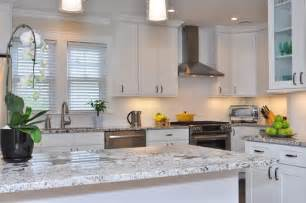 White Shaker Cabinets Kitchen by White Kitchen Cabinets Ice White Shaker Door Style