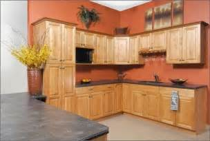 Paint Color Ideas For Kitchen With Oak Cabinets by Kitchen Paint Ideas Oak Cabinets The Interior Design