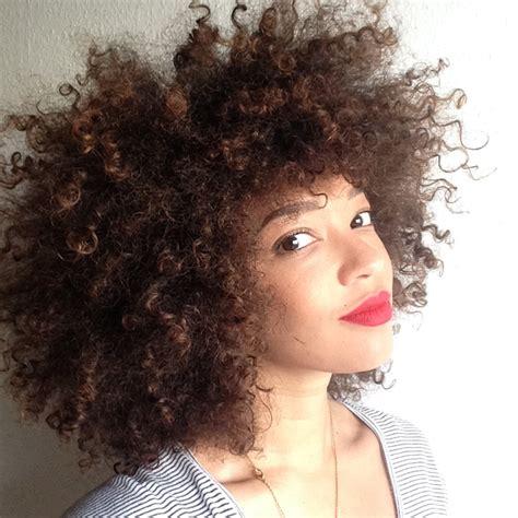 Balayage sur cheveux afro mercredie