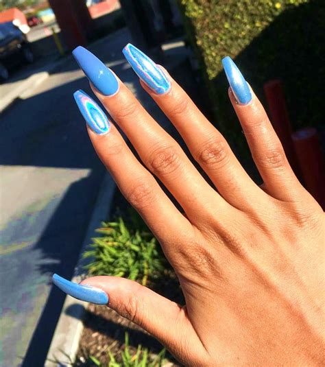 Acrylic Nail Designs For Summer