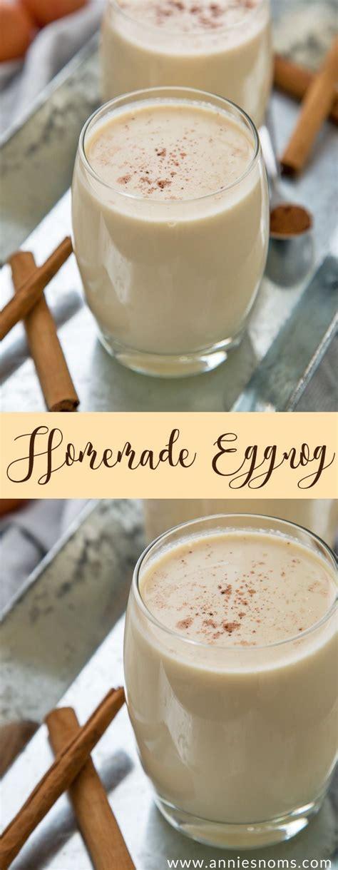 best 25 non alcoholic eggnog recipe ideas on pinterest