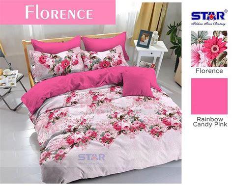 Harga Sprei Merk Florence detail product sprei dan bedcover florence toko bunda